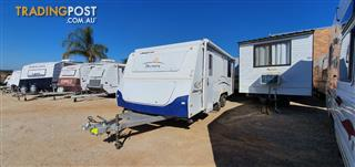 2010 Jayco Discovery 17' PopTop