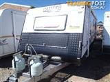 Caravan Hire - River 23' with Queen Bed and Seperate Shower + Toilet - Unavailable