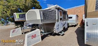2013 Jayco Swift 9' Camper Trailer