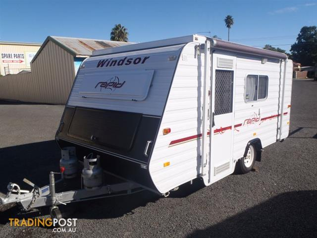 Windsor Rapid Pop Top 2007 - JUST REDUCED!