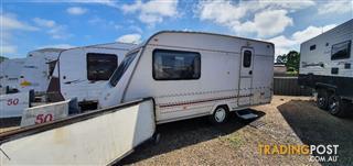 1998 Stirling Eccles Opal 16'6