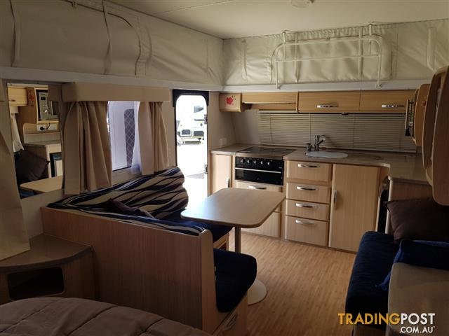 2011 Jayco Discovery PopTop 16'6