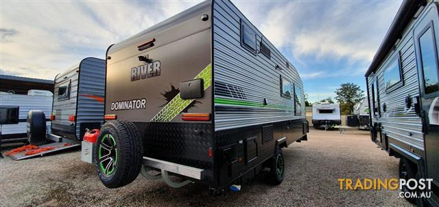 18' River Dominator Off Road