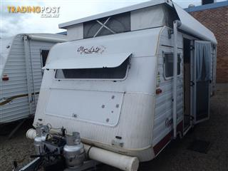 1997 Roadstar Voyager 2000 Pop Top