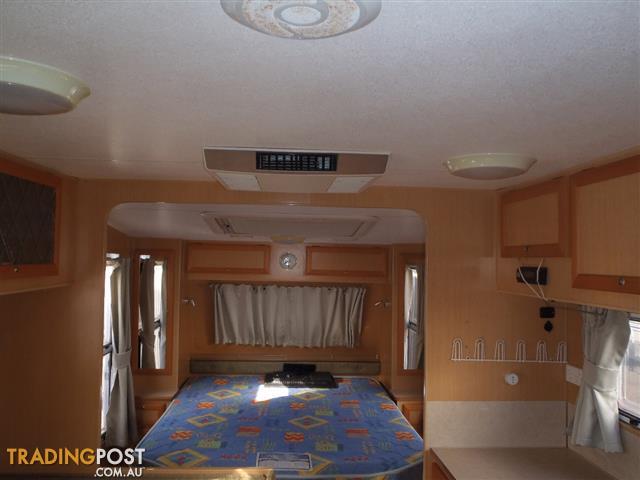 Royal Flair 21' Van Royce 2006