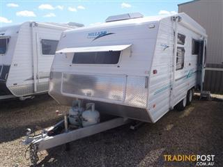 Millard Horizon 2003  Caravan with Shower/Toilet
