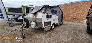 2013 10' Cub Camper Space Van Regal