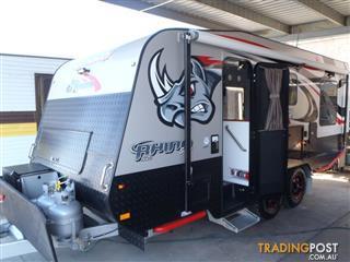 Goldstream RV Rhino 20'6