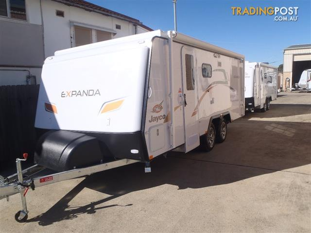 Luxury 2016 JAYCO EXPANDA 14444OB16EX POPTOP For Sale In Tingalpa QLD