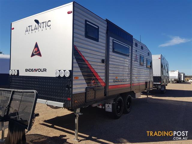 2018 ATLANTIC Endeavour 20'6 (E206-3S MD)