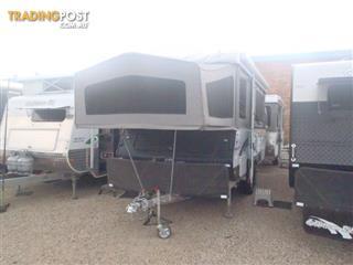 GOLDSTREAM RV STORM - OFF-ROAD Camper Trailer