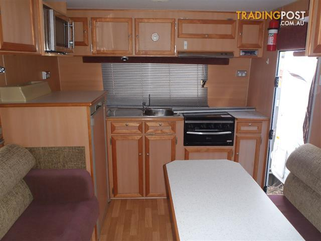 Caravan Hire - Windsor Seaview