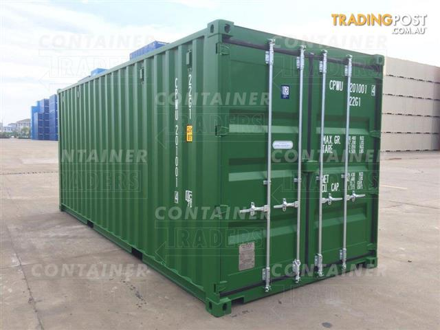 20 40 Shipping Containers New Used in Canberra from 2350 Ex