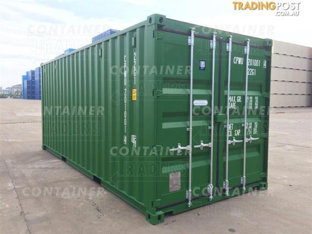 Shipping Container Prices >> 20 40 Shipping Containers New Used In Adelaide From 2600 Ex Gst