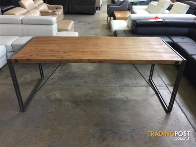 City2 Dining Table For Sale In Granville Nsw City2 Dining Table