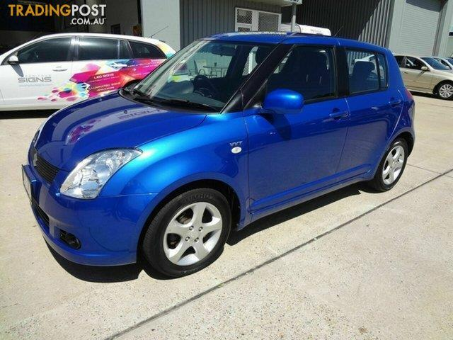 2006 suzuki swift ez hatchback for sale in wacol qld 2006 suzuki swift ez hatchback. Black Bedroom Furniture Sets. Home Design Ideas