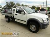 2005 Holden Rodeo LX RA MY05.5 Upgrade Cab Chassis