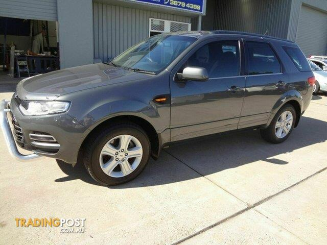 2013 Ford Territory TX (RWD) SZ Wagon