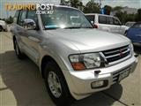 2001 Mitsubishi Pajero Exceed LWB (4x4) NM Wagon