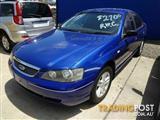 2002 Ford Falcon XT BA Wagon