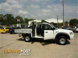 2008 Ford Ranger XL (4x2) PJ 07 Upgrade Super Cab Chassis
