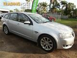 2011 Holden Commodore Equipe VE II MY12 Sportswagon