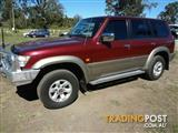 2000 Nissan Patrol TI (4x4) GU Wagon