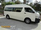 2010 Toyota Hiace Commuter KDH223R MY07 Upgrade Bus