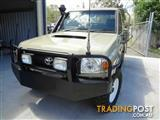 2007 Toyota Landcruiser Workmate (4x4) 3 Seat VDJ78R TroopCarrier