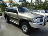 2004 Nissan Patrol ST (4x4) GU III Wagon