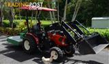 SMALL FARM TRACTOR SUIT NEW BUYER AND SAVE OVER $10,000