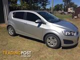 2012 HOLDEN BARINA CD TM MY13 5D HATCHBACK