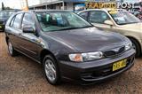 1999  Nissan Pulsar N15 S2 Plus LX Hatchback 5dr Man 5sp 1.6i  Hatchback