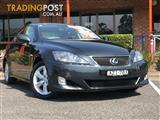 2006  Lexus IS250 Prestige GSE20R Sedan