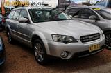 2004  Subaru Outback Gen 4 R Premium Pack Wagon 4dr Spts Auto 5sp AWD 3  Wagon