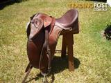 """Stock Saddle 17"""""""
