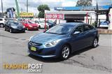 2013 HYUNDAI I40 ACTIVE VF 2 4D SEDAN