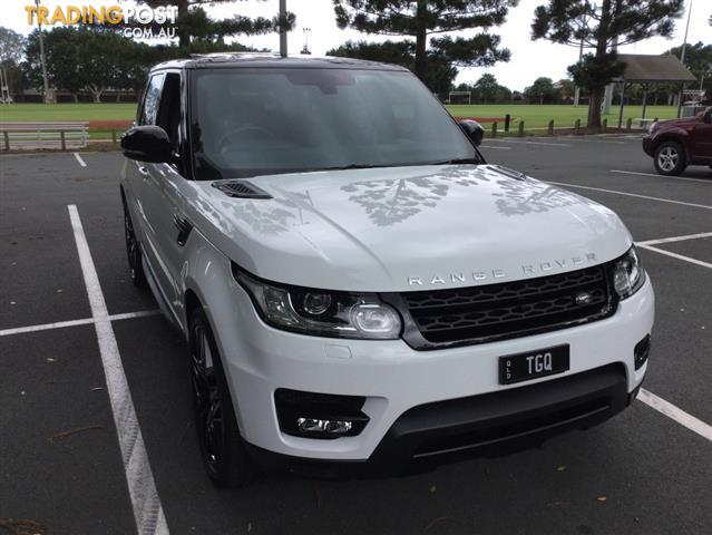 2014 range rover range rover sport 3 0 sdv6 hse lw 4d wagon for sale in aspley qld 2014 range. Black Bedroom Furniture Sets. Home Design Ideas