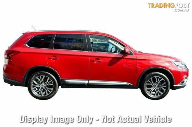2016 mitsubishi outlander ls 4x4 zk my16 wagon for sale. Black Bedroom Furniture Sets. Home Design Ideas