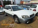 2002 Subaru Outback GEN 3 H6 WAGON 4 DOOR AUTO 4 SP AWD 3.0I  Wagon