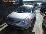 2005 Peugeot 307 T5 XSE Touring 4dr Spts Auto 4sp 2.0i  Wagon