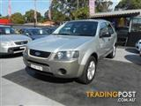 2004 FORD TERRITORY 7 SEATER SX TX  WAGON