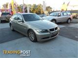 2008 BMW 320I E90 Executive Sedan 4dr Steptronic 6sp 2.0i [MY09]  Sedan