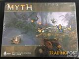 Huge Table Top Game Combo: Myth & The Grande Temple of Jing