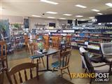 Cafe Deli Business for Sale