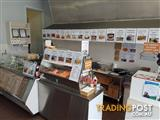 Cafe and Sandwich Bar Business For Sale