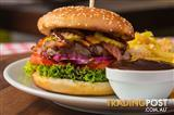 Gippsland Pizza Burger Takeaway Cafe Business For Sale