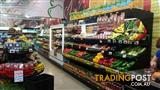 Fruit and Vegetables Business for Sale