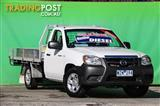 2009  Mazda BT-50 DX UNY0W4 Cab Chassis