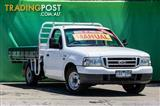2003  Ford Courier GL PG Cab Chassis